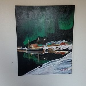 🆕 🌟Shipping Port in Alaska, Northern Lights